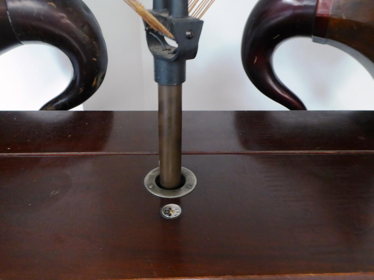Burndept 'The Ethodyne' Seven Valve Super-Heterodyne Receiver consisting of Model No.1587 Receiver - Image 18 of 19