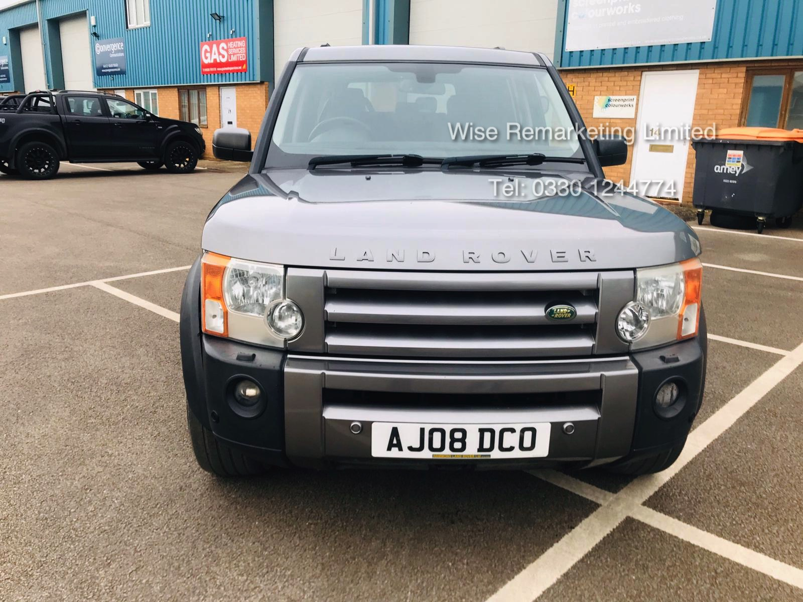 Land Rover Discovery SE 2.7 TDV6 Automatic - 2008 08 Reg - 7 seats - 1 Keeper - Service History - Image 5 of 22