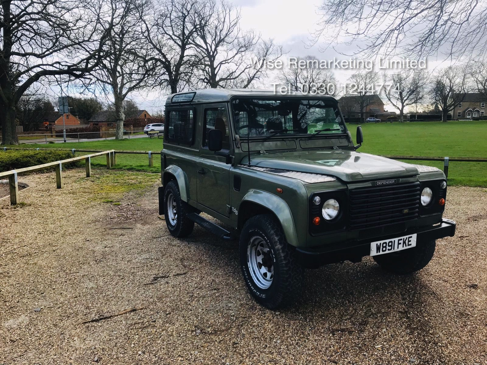 Land Rover Defender 90 County 2.5 TD5 - 2000 Year W Reg - 7 Seater - RARE - SAVE 20% NO VAT - Image 4 of 12