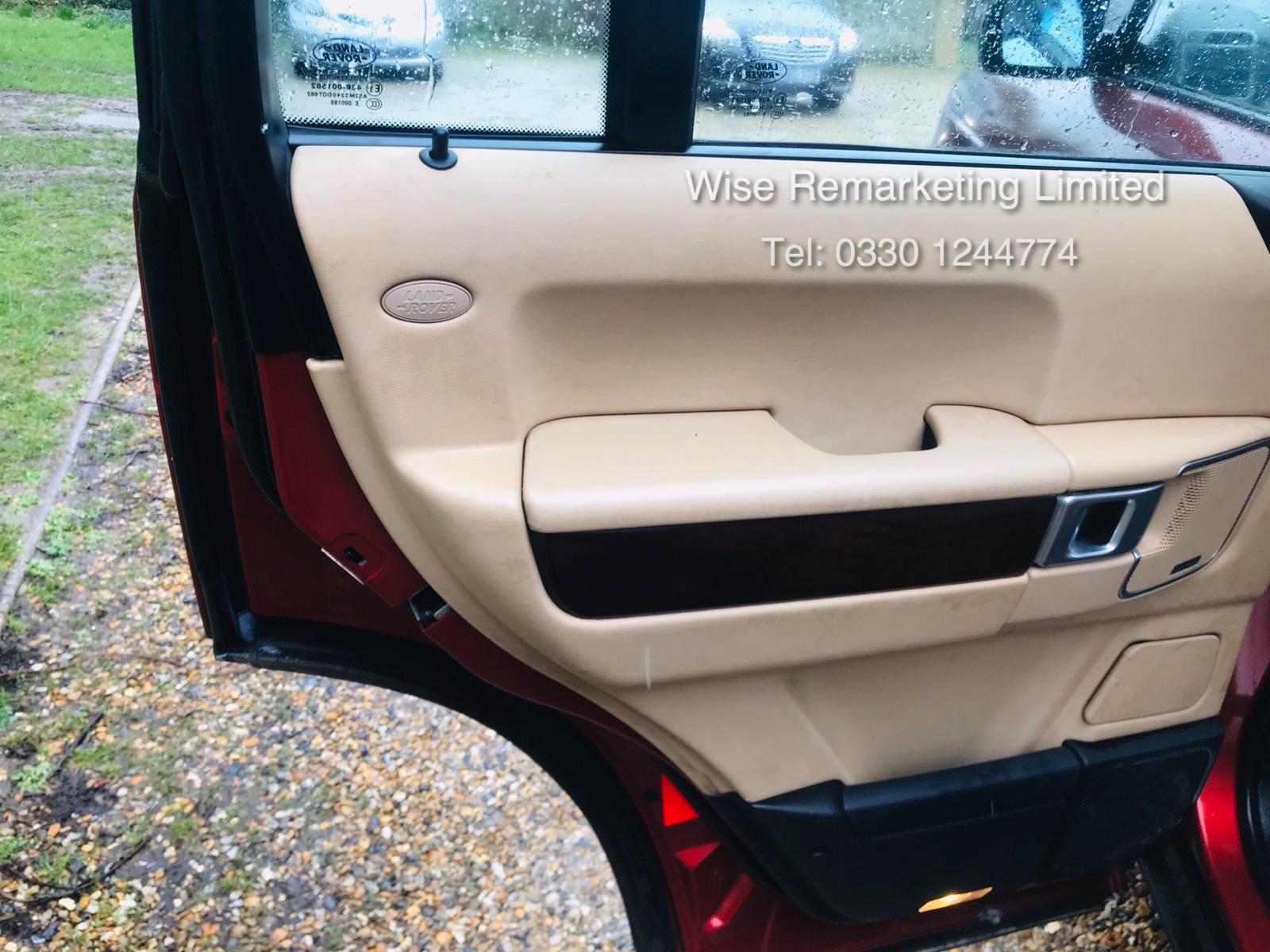 Range Rover Vogue 3.6 TDV8 HSE Auto - 2010 Model - Cream Leather - Service History - - Image 27 of 28