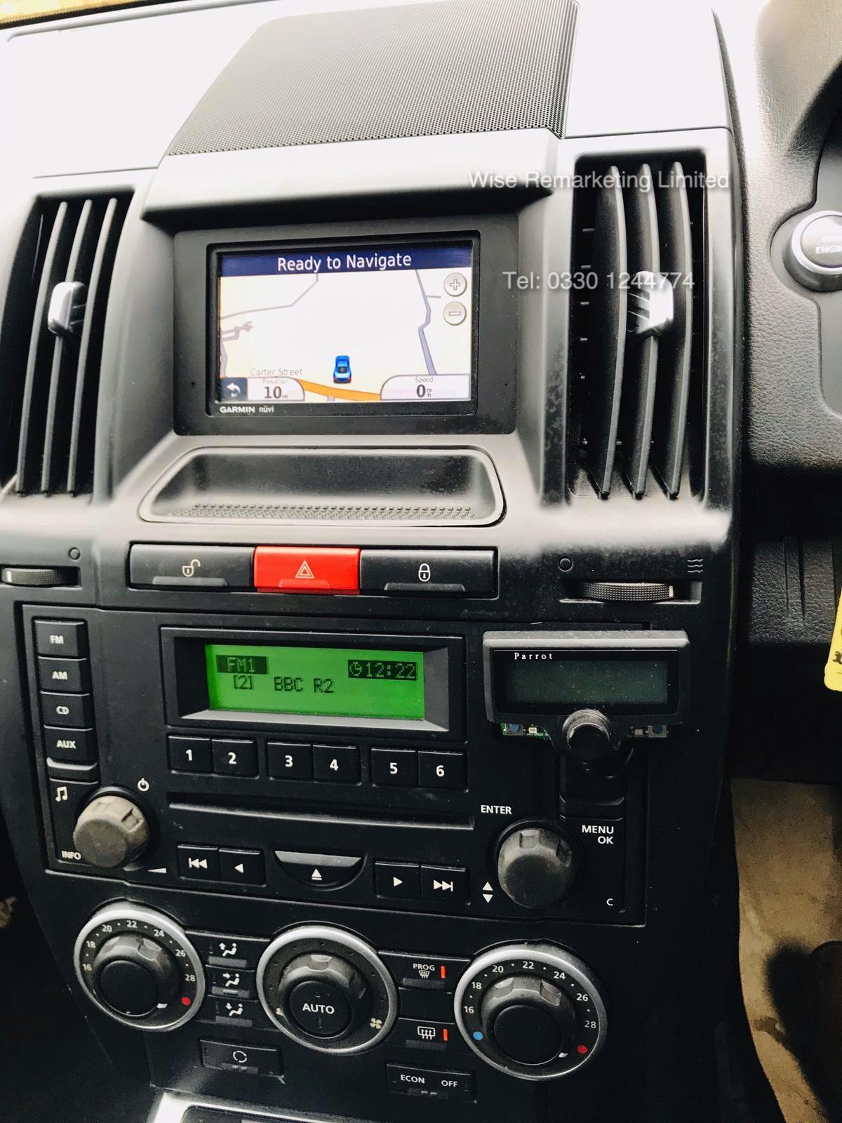 (RESERVE MET)Land Rover Freelander GS 2.2 TD4 Auto - 2009 09 Reg - Service History - Sat Nav - Image 19 of 27