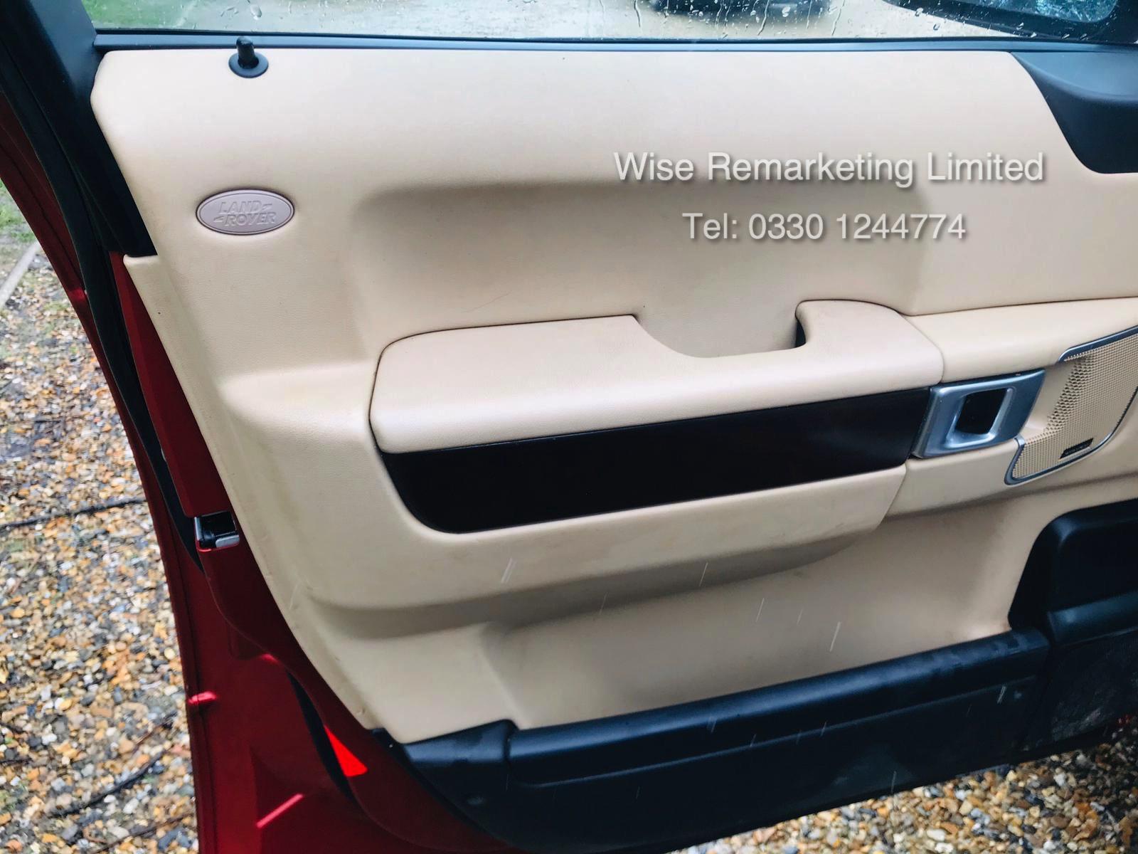 Range Rover Vogue 3.6 TDV8 HSE Auto - 2010 Model - Cream Leather - Service History - - Image 22 of 28