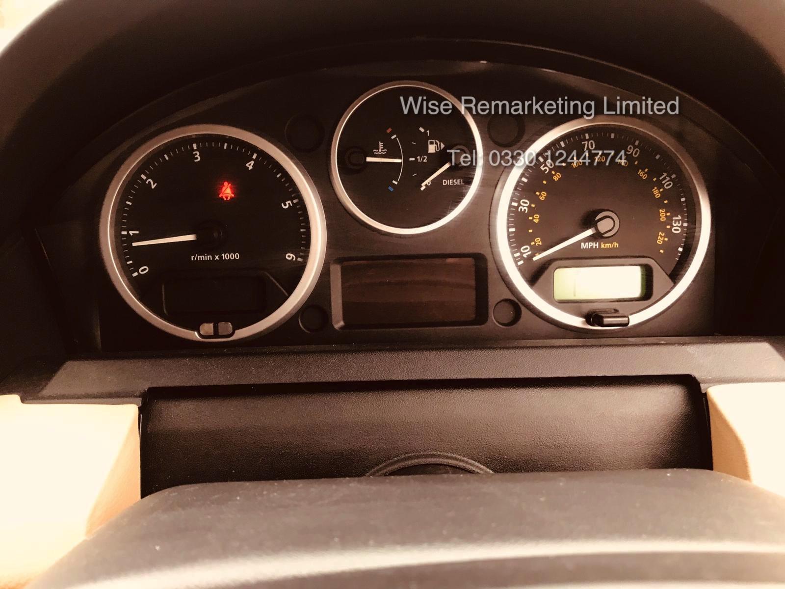 Range Rover Sport 2.7 TDV6 HSE Auto - 2008 Model - Cream Leather - Sat Nav - Heated Seats - Image 19 of 19