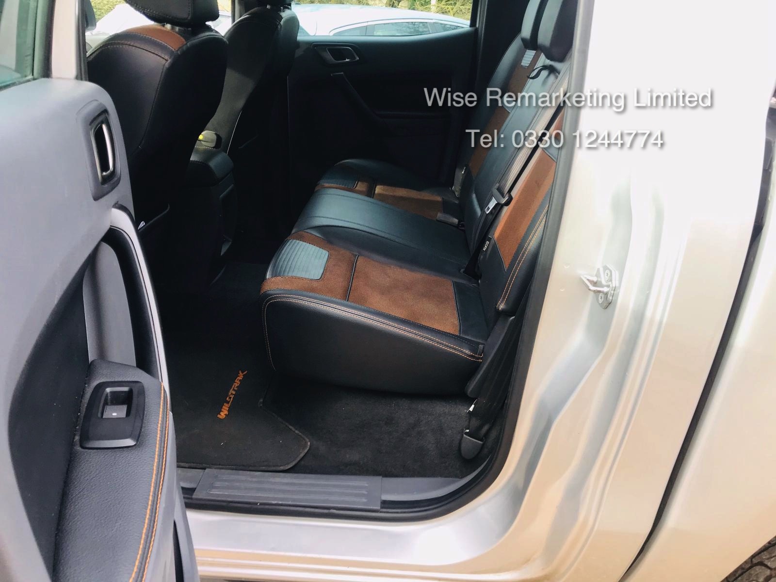 Ford Ranger 3.2 TDCI WILDTRAK - Auto - 2017 Model - 1 Former Keeper - 4x4 - TOP OF THE RANGE - Image 15 of 16