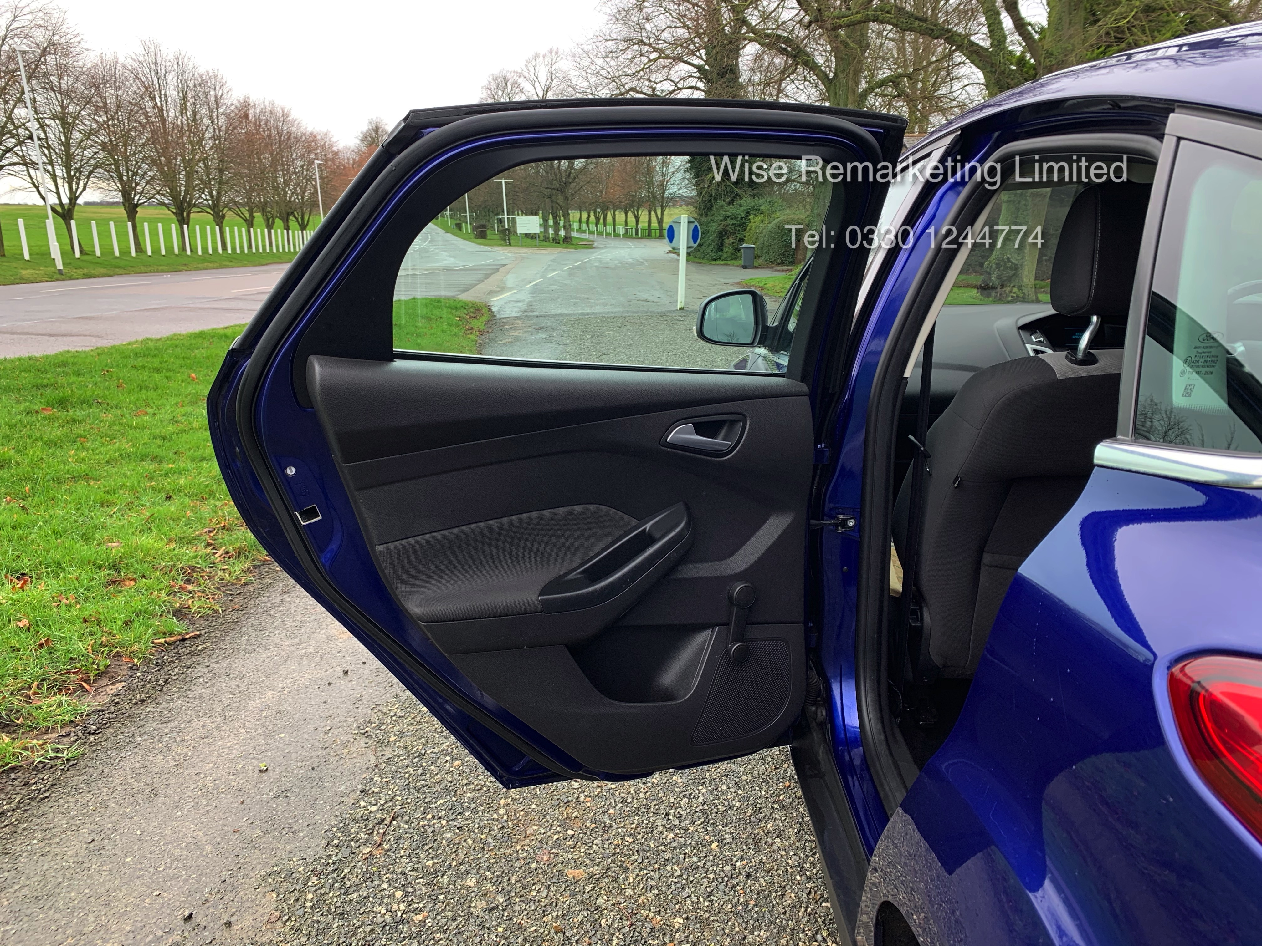 Ford Focus Zetec 1.6 TDCI Econetic - 2015 Model - 6 Speed - - Image 10 of 20