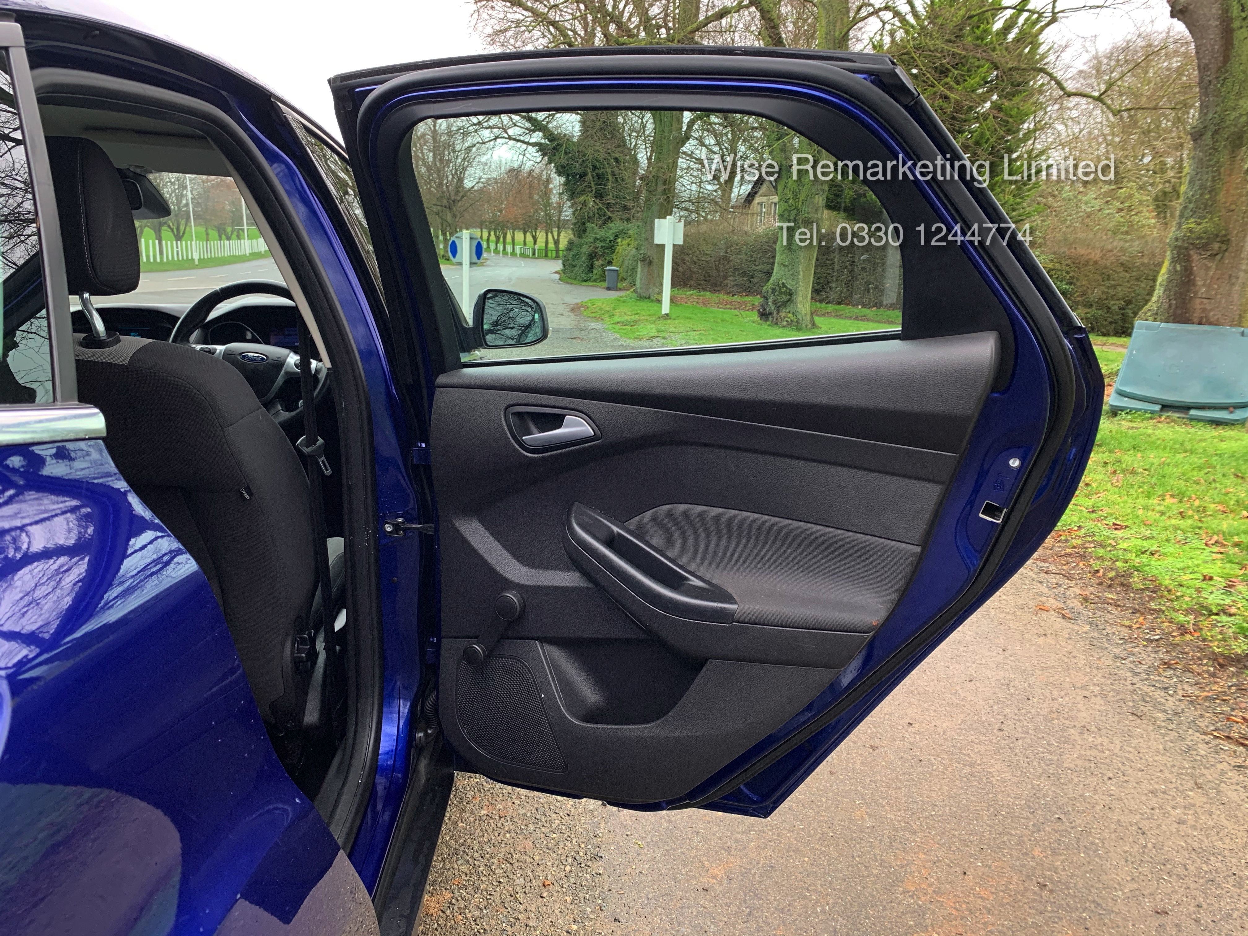 Ford Focus Zetec 1.6 TDCI Econetic - 2015 Model - 6 Speed - - Image 11 of 20