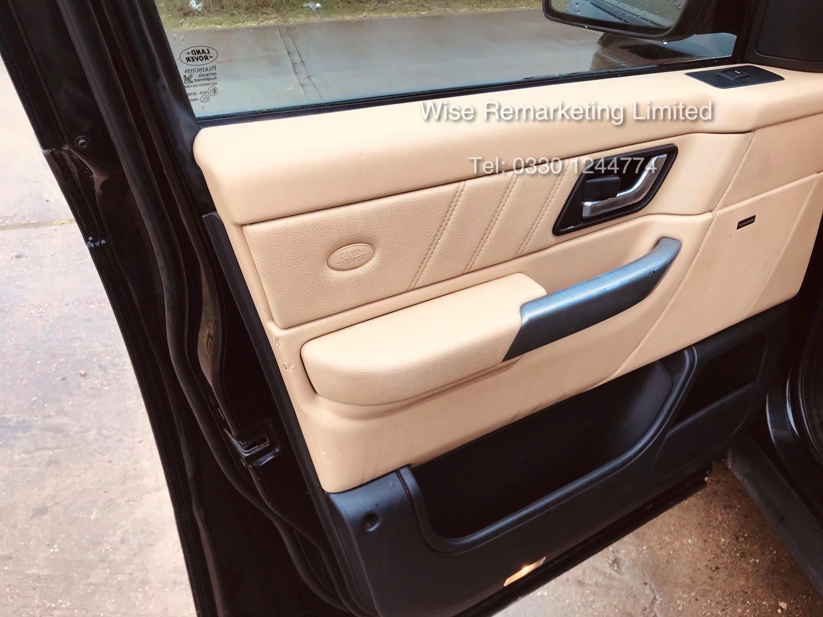 Range Rover Sport 2.7 TDV6 HSE Auto - 2008 Model - Cream Leather - Sat Nav - Heated Seats - Image 15 of 19
