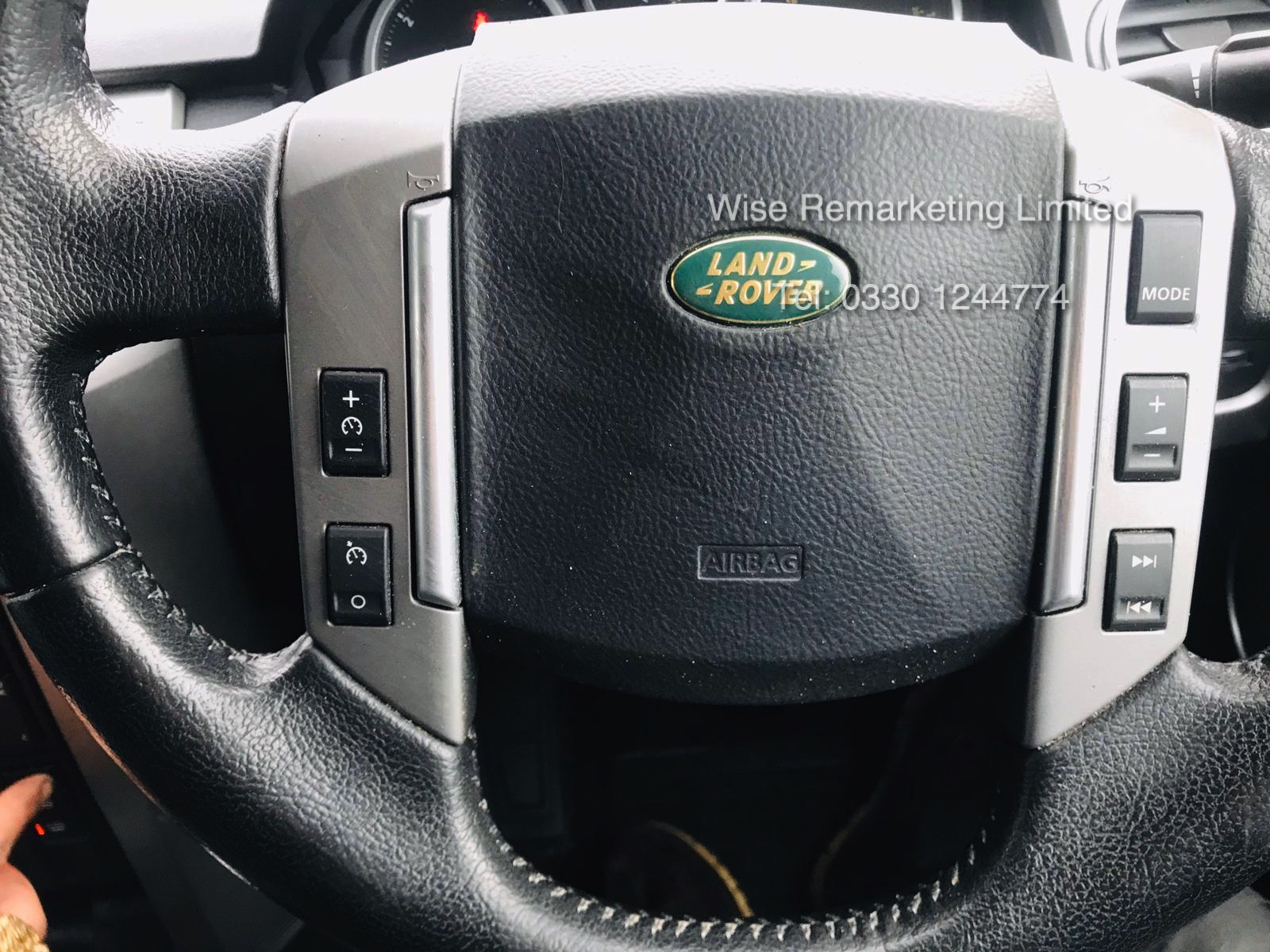 Land Rover Discovery SE 2.7 TDV6 Automatic - 2008 08 Reg - 7 seats - 1 Keeper - Service History - Image 14 of 22