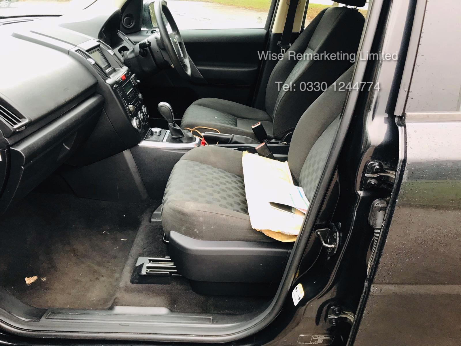 (RESERVE MET)Land Rover Freelander GS 2.2 TD4 Auto - 2009 09 Reg - Service History - Sat Nav - Image 10 of 27