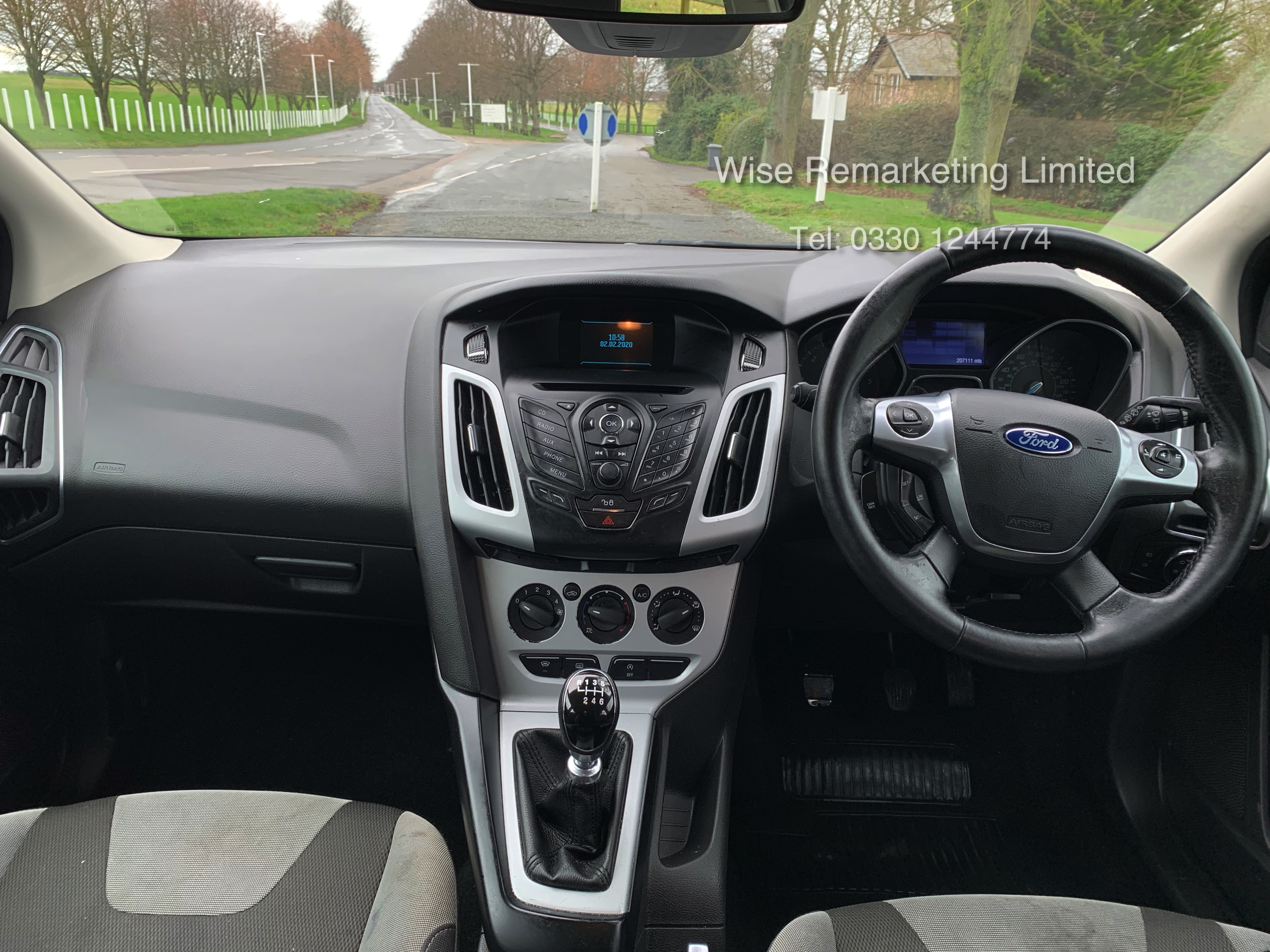 Ford Focus Zetec 1.6 TDCI Econetic - 2015 Model - 6 Speed - - Image 15 of 20