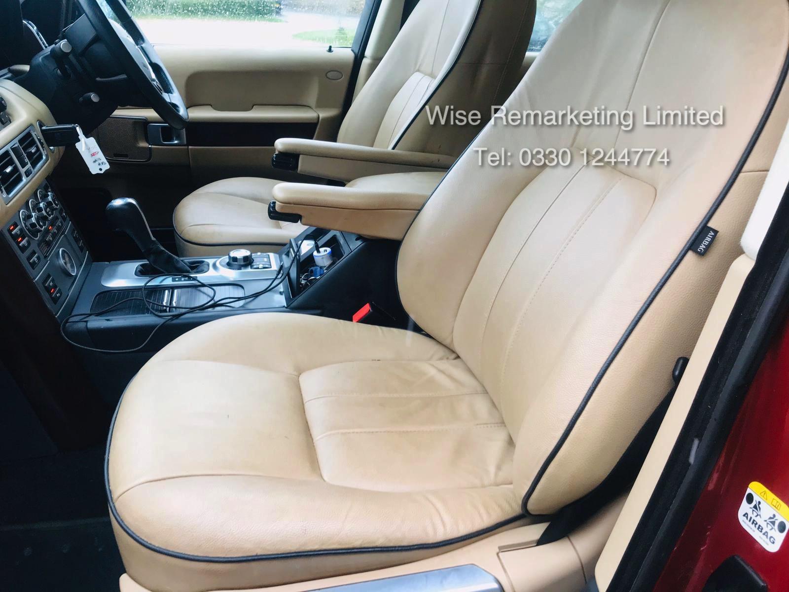 Range Rover Vogue 3.6 TDV8 HSE Auto - 2010 Model - Cream Leather - Service History - - Image 16 of 28