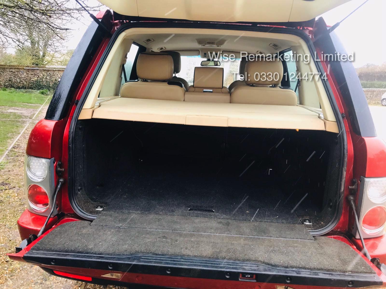 Range Rover Vogue 3.6 TDV8 HSE Auto - 2010 Model - Cream Leather - Service History - - Image 8 of 28