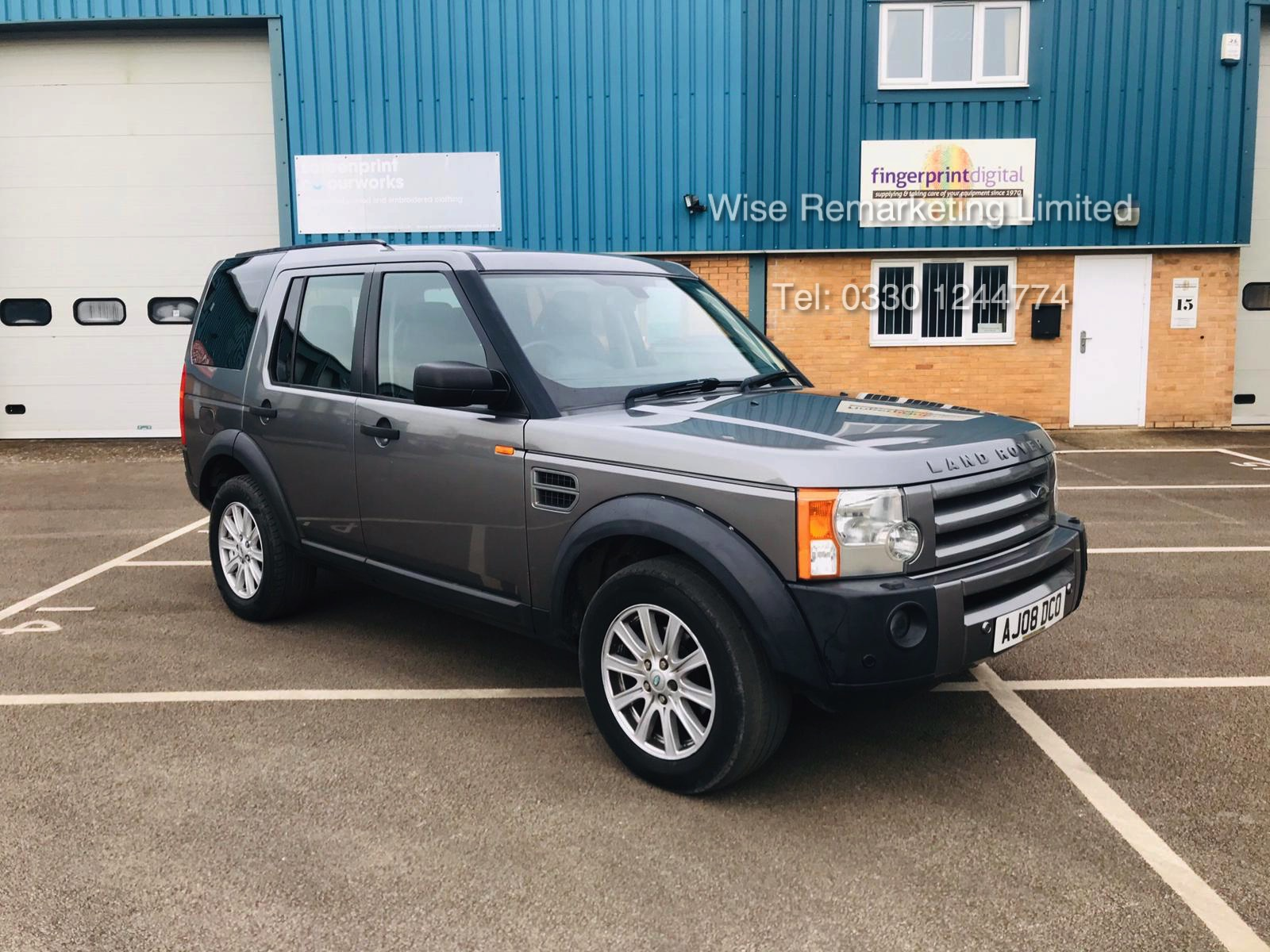 Land Rover Discovery SE 2.7 TDV6 Automatic - 2008 08 Reg - 7 seats - 1 Keeper - Service History - Image 2 of 22