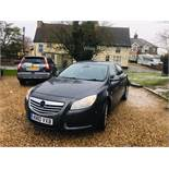 (RESERVE MET) Vauxhall Insignia 2.0 CDTi Special Equipment - 2010 10 Reg - 1 Owner From New