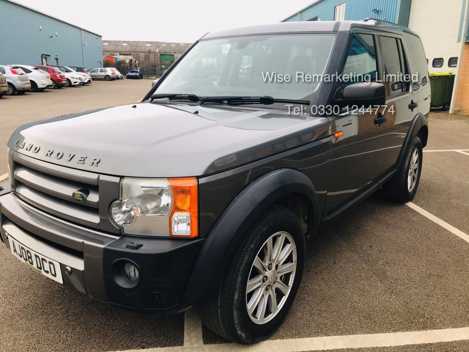 Land Rover Discovery SE 2.7 TDV6 Automatic - 2008 08 Reg - 7 seats - 1 Keeper - Service History - Image 4 of 22