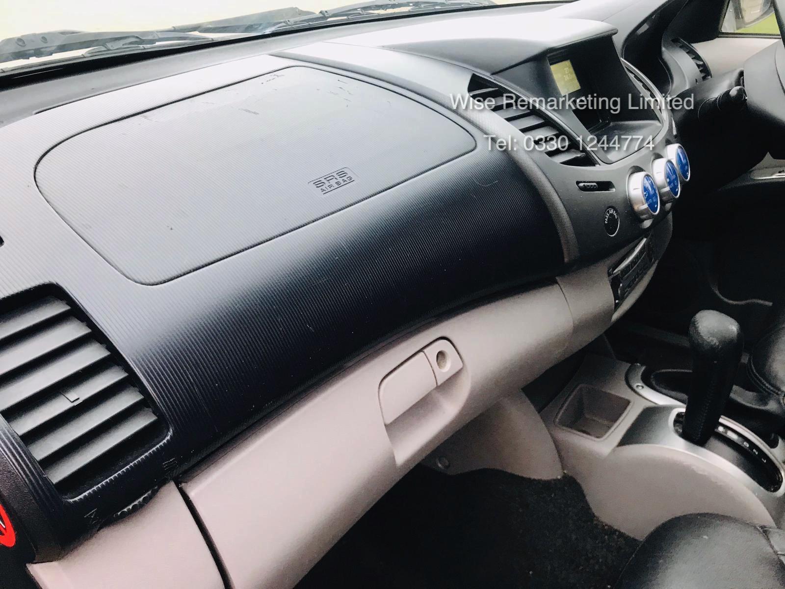Mitsubishi L200 2.5 DI-D Warrior Auto - 2008 08 Reg - Full Leather - SAVE 20% NO VAT - Image 17 of 26