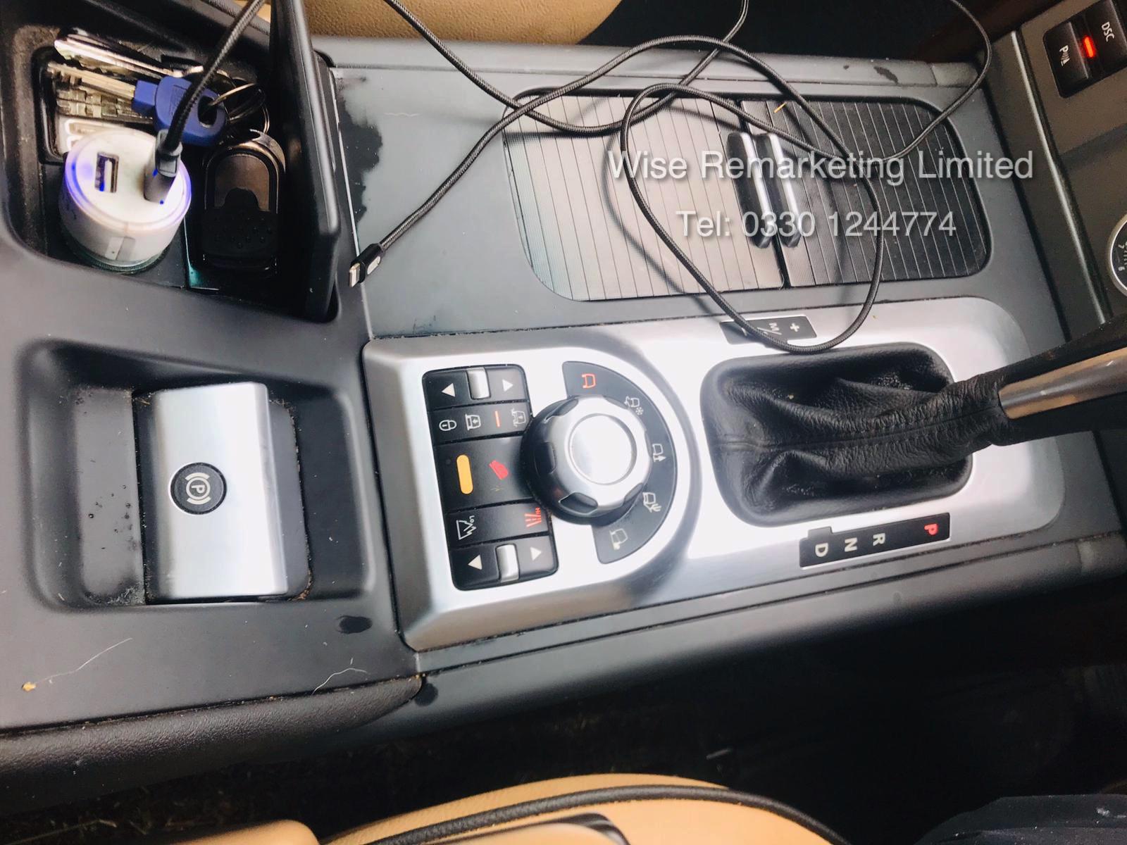 Range Rover Vogue 3.6 TDV8 HSE Auto - 2010 Model - Cream Leather - Service History - - Image 25 of 28