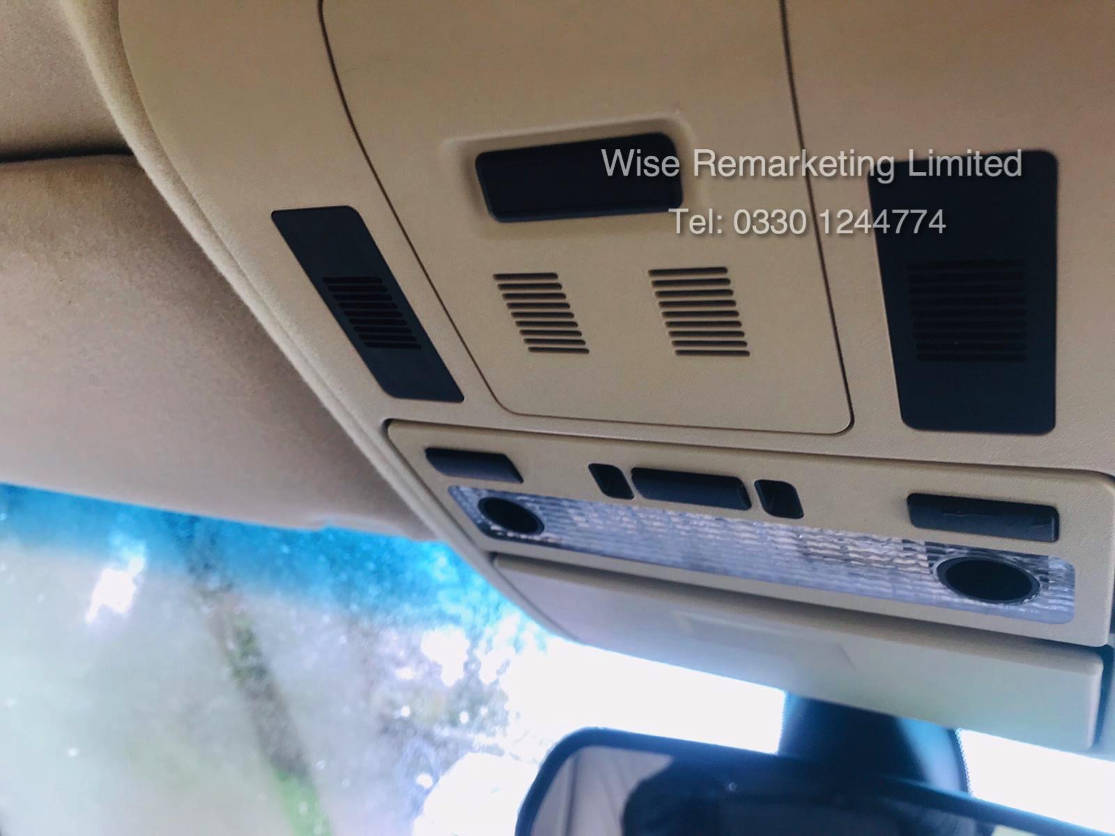 Range Rover Vogue 3.6 TDV8 HSE Auto - 2010 Model - Cream Leather - Service History - - Image 21 of 28