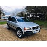 Volvo XC90 2.4 D5 Special Equipment Geartronic - 2006 06 Reg - Service History - 7 Seats - Sat Nav