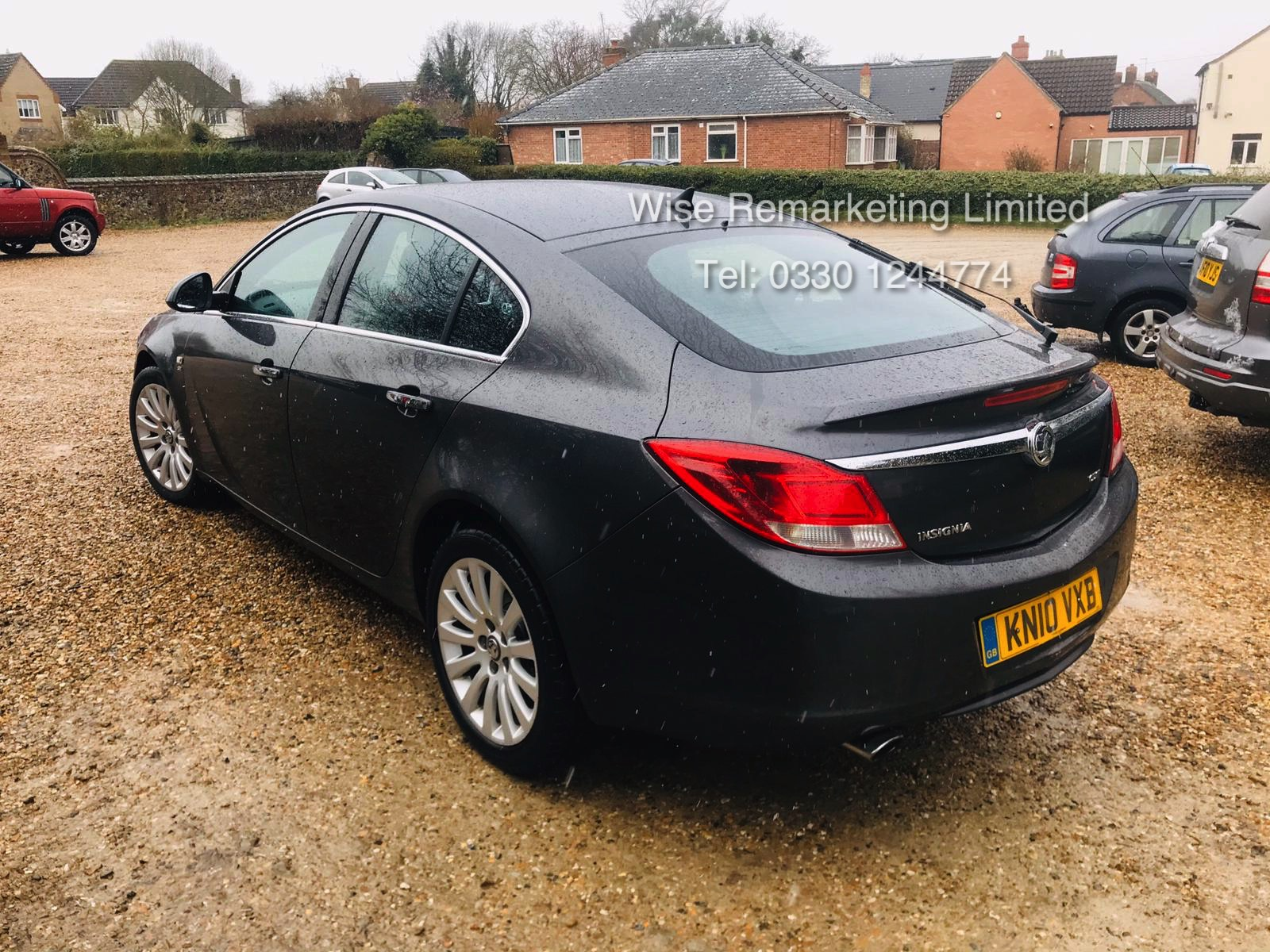 (RESERVE MET) Vauxhall Insignia 2.0 CDTi Special Equipment - 2010 10 Reg - 1 Owner From New - Image 3 of 23