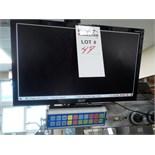 Système / moniteur MICROS pour commande de cuisine