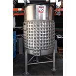 Viatec 2/3 Jacketed High Pressure Tank