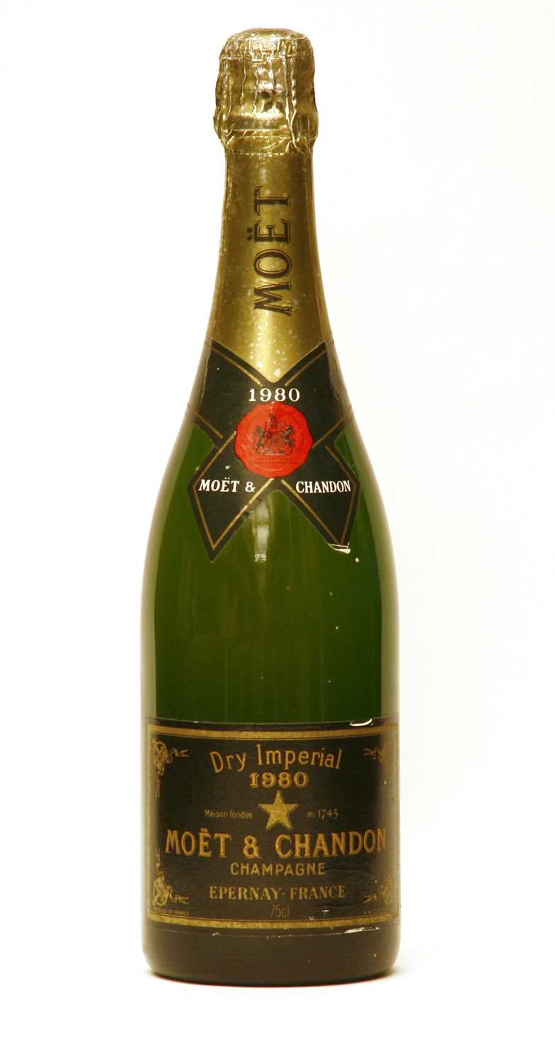 Lot 31 - Moët & Chandon, Dry Imperial, 1980, one bottle