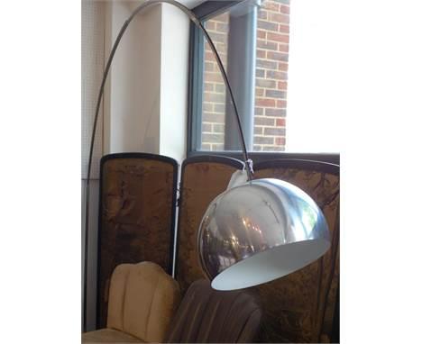 Flos IC S2 Ceiling Ligh 30cm Polished Chrome Light Ball Only John Lewis