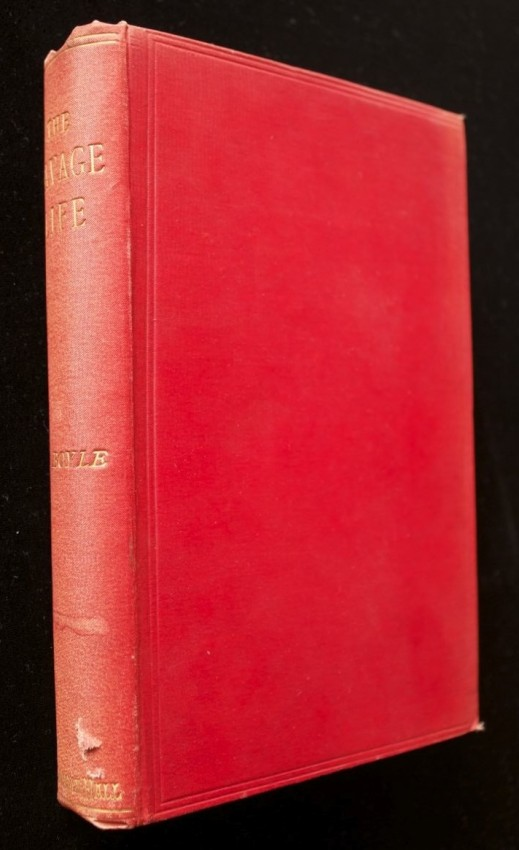 """Lot 33 - Frederick Boyle The Savage Life (1876) The Savage Life. A Second Series of """"Camp Notes"""". 332pp,"""
