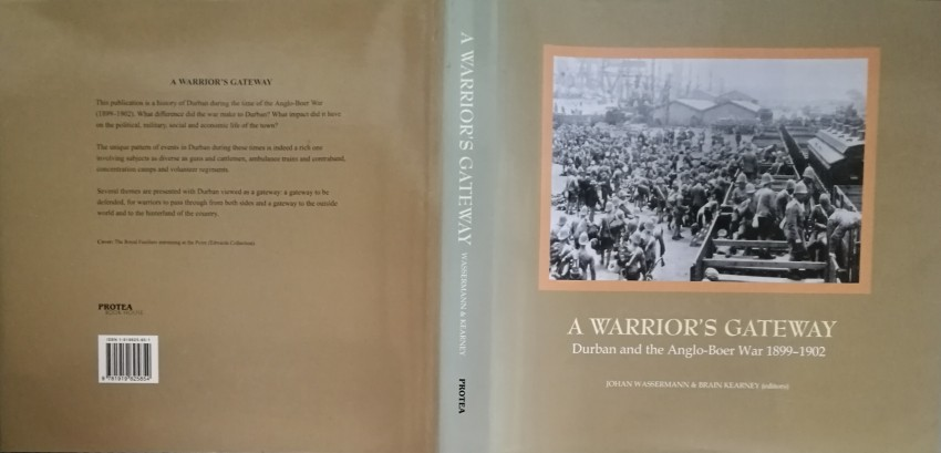 Lot 31 - Wassermann, Johan, and Brian Kearney (editors); and other contributors A Warrior's Gateway. Durban
