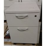 Lot 12 - 6x Under-desk Cabinets