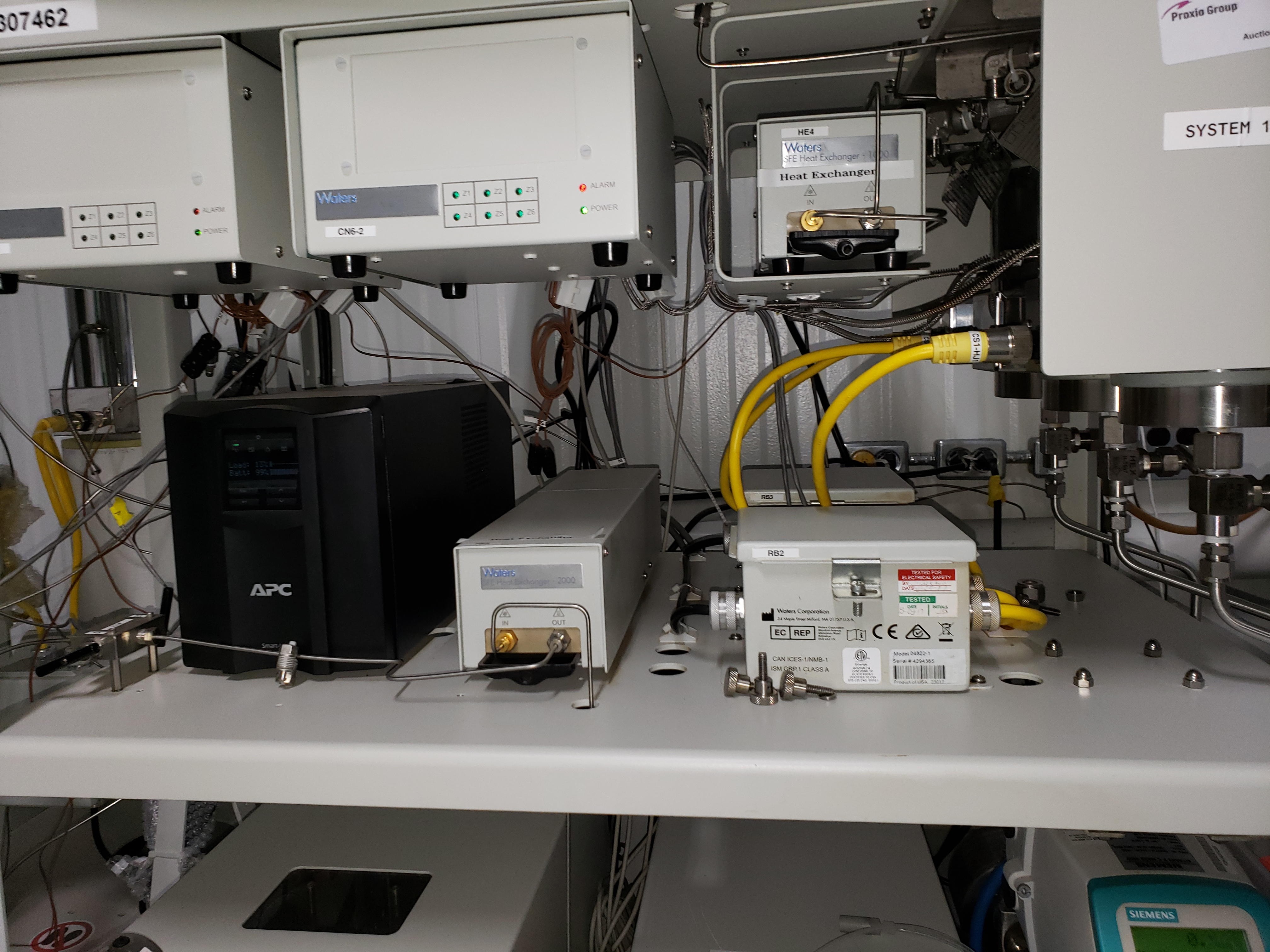 Waters SFE CO2 Botanical Extraction System - Image 10 of 18