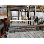 Javo Conveyor System Model CS-18, Serial number 26800037