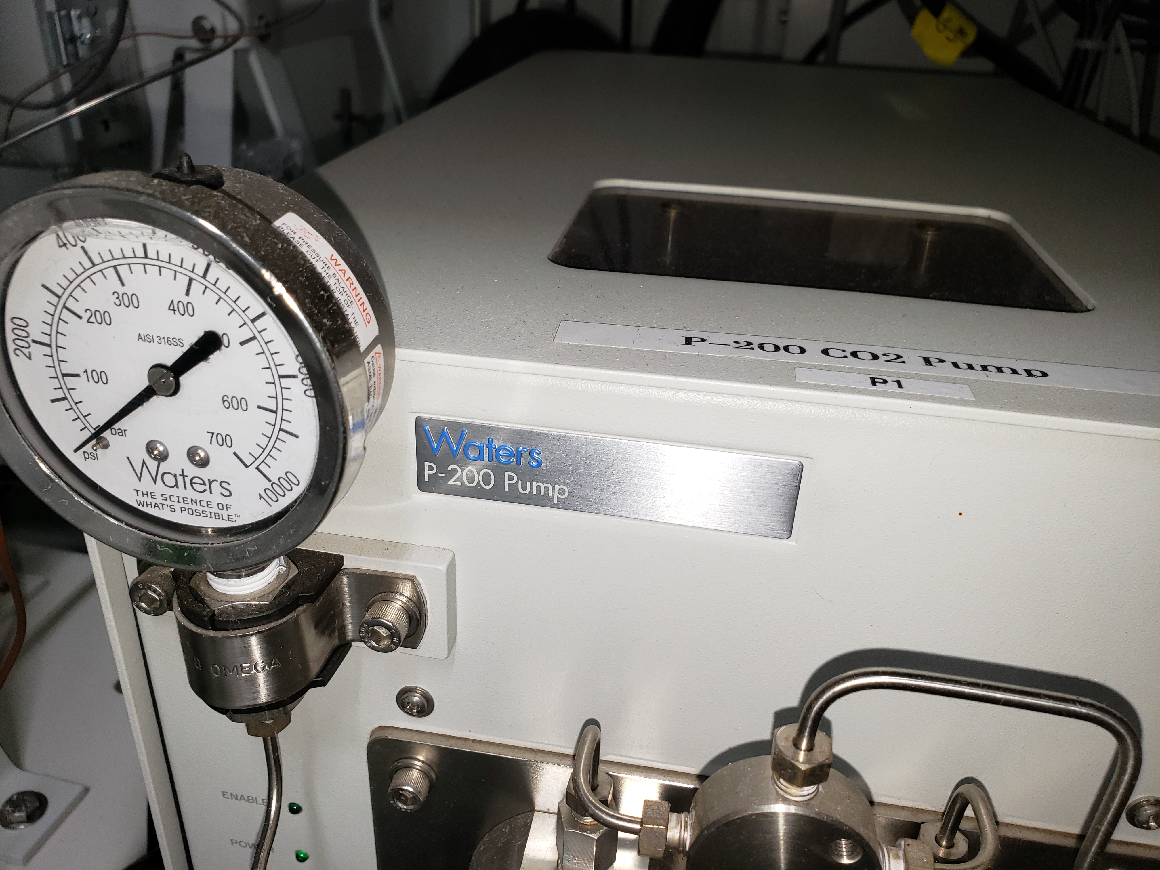 Waters SFE CO2 Botanical Extraction System - Image 16 of 18