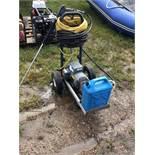3hp 220V Electric Pressure Washer