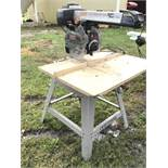 Craftsman 10in Radial Arm Saw