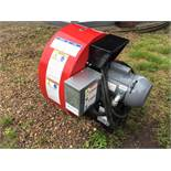 5hp 220V Aeration Fan Lot #s' 10, 11, 12, 13 & 14 Selling on Choice. Lot #s' 10, 11, 12, 13 & 14