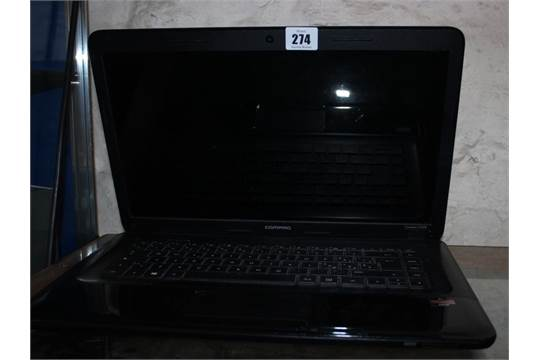 A Hp Compaq Tpn F106 Laptop With Windows 10 Home Amd E1 1200 Apu With Radeon Hd Graphics 1 40gh