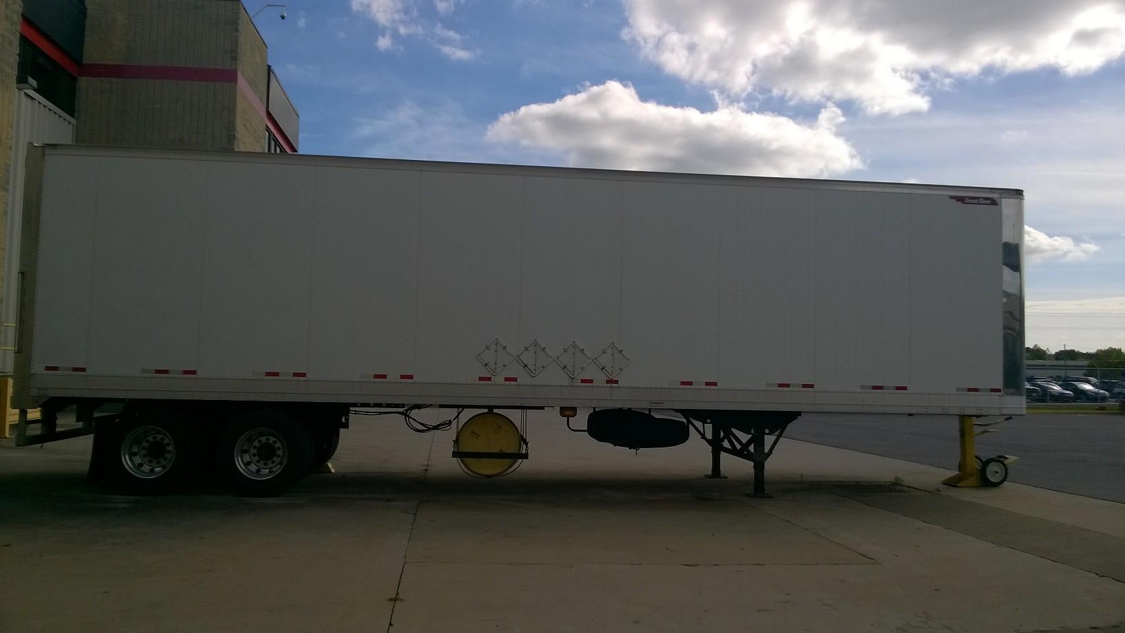 Lot 4 - 2014 Great Dane 40' Tandem Axle Dry Van Trailer