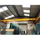 Eurocrane Single Girder 3.2T Overhead Crane
