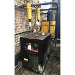 Parker Hiross Pole Star Smart PST 140 Refrigeration Dryer w/ 2 x HPC Filters & Tank
