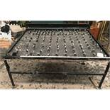 Fabricated Clamping/Edge Press Table - Metal Frame