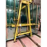 Heavy Duty Glass Lifting Clamp