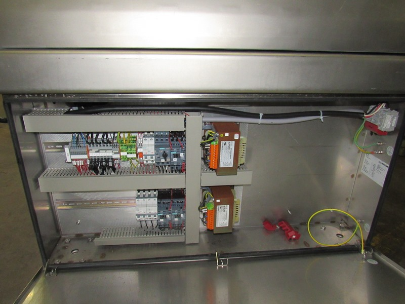 """Lot 25 - Multivac Mdl. C550 Chamber Packaging Machine, Ser. #255939, mfg. 2018, 220 volts, 3 phase, 36 1/2"""""""