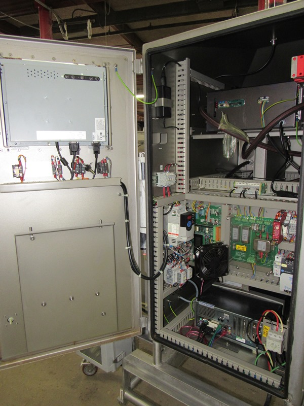 """Lot 29 - Mettler-Toledo Power Check +600 Safeline X-Ray Inspection System, 26 1/2"""" W X 92"""" L X 12"""" Tall"""