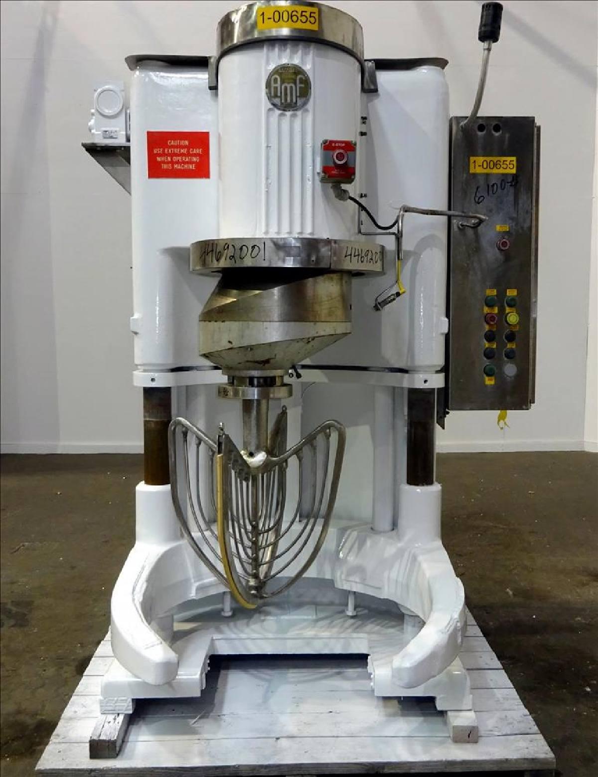 Lot 40 - AMF Glen Model 74-36 340 Quart (85 Gallon) Planetary Mixer