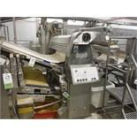 Sheeting roll stand, 54 in. wide, SS rolls, with drive   __This item is located in Kentucky and will