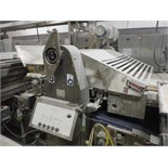 Sheeting roll stand, 39 in. wide, SS rolls, with drive   __This item is located in Kentucky and will