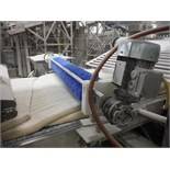Flour brush, 36 in. wide x 6 in. dia, with drive   __This item is located in Kentucky and will be