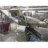 Fritsch sheeting roll stand, 39 in. wide, SS frame, with drive   __This item is located in